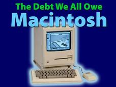 In Pictures: The debt we all owe the Macintosh
