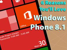 In Pictures: 6 reasons you'll love Windows Phone 8.1