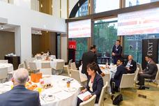 In pictures: Breakfast - Information governance in a digital world