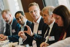 In pictures: Turning insight into action - and your competitive edge - CIO Roundtable
