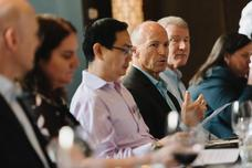 In pictures: 'Advanced data analytics: Where are you going wrong?' Sydney Roundtable