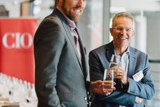 In pictures: Grappling with ERP: Are rising costs stifling innovation - Sydney lunch