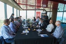 In pictures: Digital disruption at scale - Melbourne roundtable
