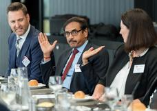 In pictures:  Deploying cloud in regulated markets: What are you waiting for? Canberra CIO Roundtable