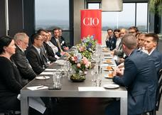 In pictures: Meeting the demands of digital: What's your workplace strategy - Canberra roundtable