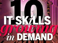 In Pictures: Top 10 IT skills based on increases in demand