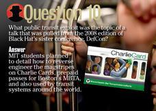 Black Hat's most notorious incidents: A quiz