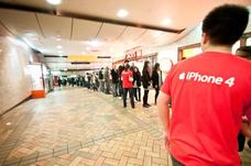 Gallery: Sydney iPhone 4 launch