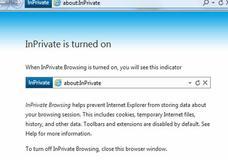 First look at Microsoft Internet Explorer 9