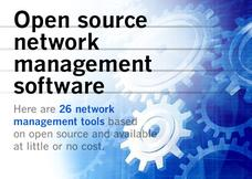 In pictures: 26 helpful open source network management tools