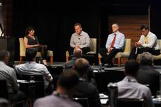 Pictures: Brisbane CIO Summit speakers