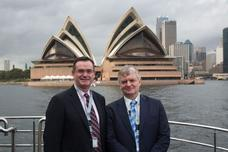 In pictures: QlikTech takes harbour cruise