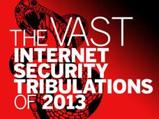 In Pictures: The biggest Internet security challenges of 2013