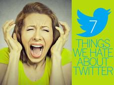 In Pictures: 7 things we hate about Twitter