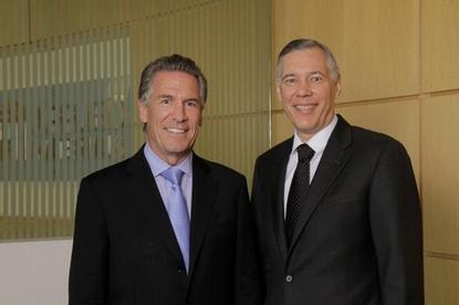 Applied Materials' Michael Splinter and Gary Dickerson