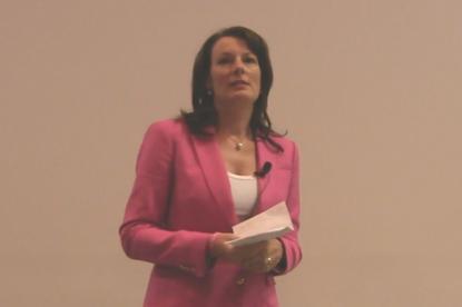 Karen Stocks, MD of Twitter Australia