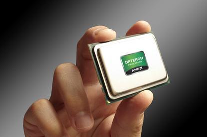 AMD Opteron 6300 series processor