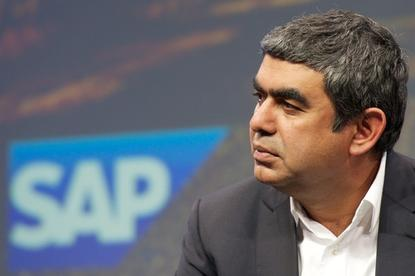 Outgoing Infosys CEO and MD, Dr. Vishal Sikka