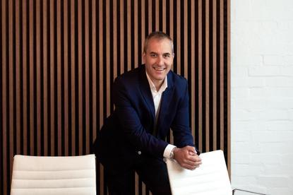 Banjo CEO Andrew Colliver