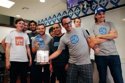 The Atlassian team