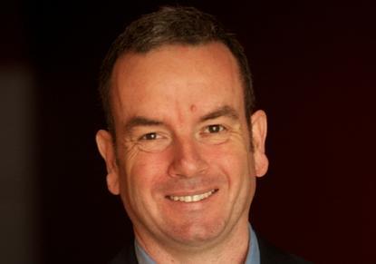 Australian Youth Orchestra CEO Colin Cornish.