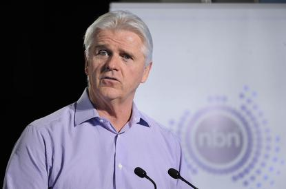Bill Morrow - CEO, nbn