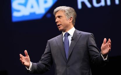 Bill McDermott - CEO, SAP
