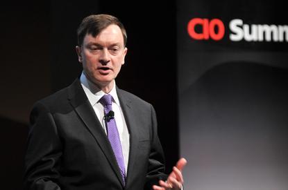 Peter Nevin, CIO Executive Council board member