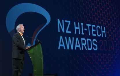Wayne Norrie - Chair, NZ Hi-Tech Trust