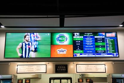 Tech upgrade includes an IPTV system that will deliver content to 800 new HD screens around the stadium. Credit: Melbourne Cricket Club