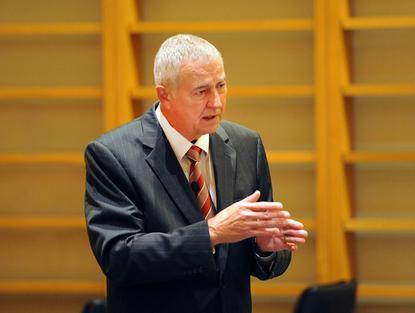 Dr Jim Goodnight, SAS CEO