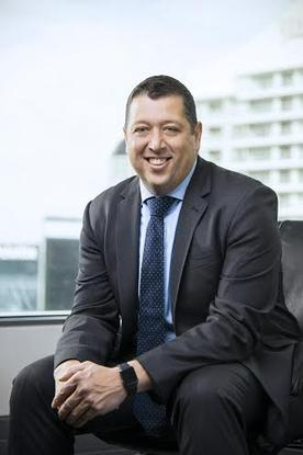 Justin Gray of Accenture NZ
