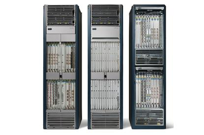 Cisco CRS-3 core router will replace its predecessor, the CRS-1, pictured (Credit: Wikipedia)