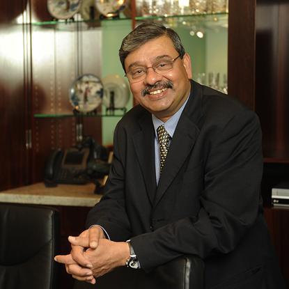 Hexaware CEO P R Chandrasekar