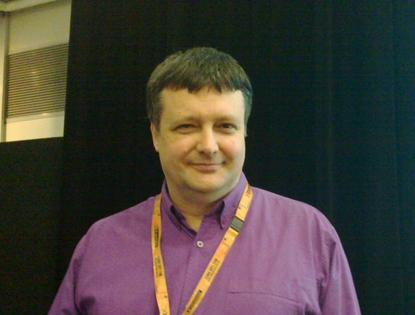 Sydney Water IT security and assurance manager Stephen Frede