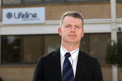 Lifeline CIO, Chris Hardy
