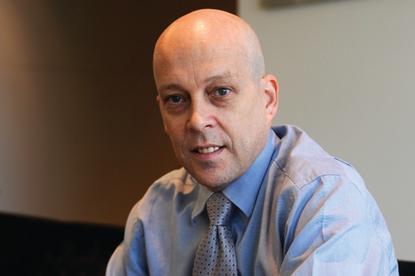 G+T's former CIO, Andrew Mitchell