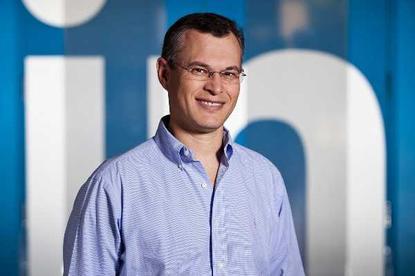 LinkedIn Australia and New Zealand managing director, Clifford Rosenberg