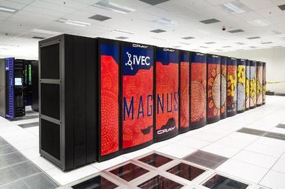 The 'Magnus' petascale supercomputer