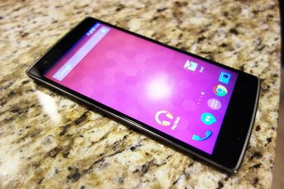 The OnePlus One launched in April.