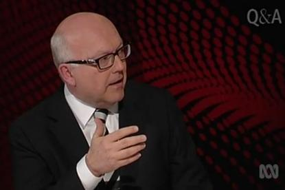 Attorney General, George Brandis loses copyright and online piracy responsibilities