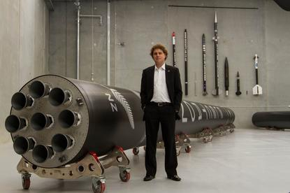 Peter Beck (CEO - Rocket Lab)
