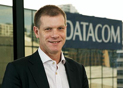 Datacom Group CEO Greg Davidson