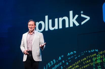 Splunk CEO Doug Merritt