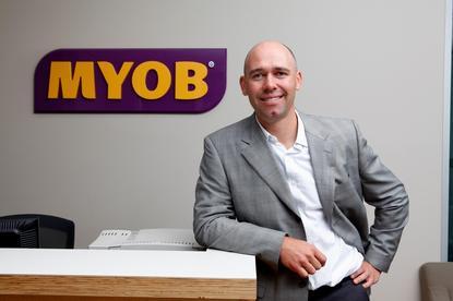 Tim Reed - CEO, MYOB