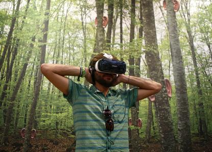 Only 18 per cent of Kiwi respondents used virtual reality more than once in the past year, compared to 38 per cent on average across all countries surveyed.