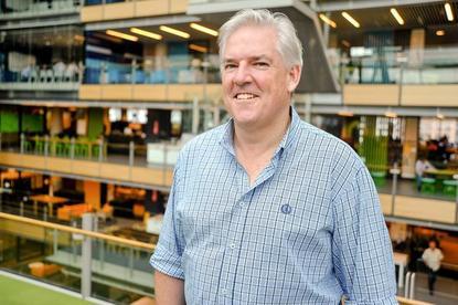 CBA CIO David Whiteing