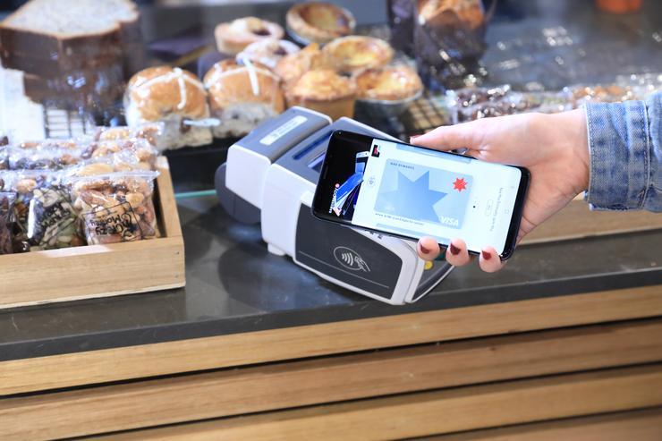 Samsung Pay connects Four - CIO