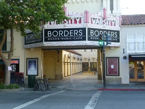 Palo Alto's Varsity Theater on June 14, 2013