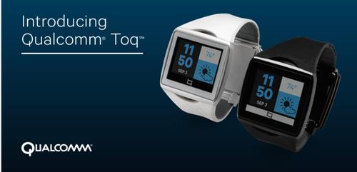 Qualcomm's Toq smart watch